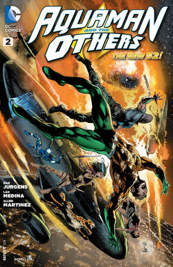 Aquaman and the Others Vol 1-2 Cover-1