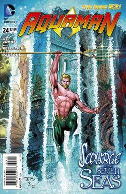 Aquaman Vol 7-24 Cover-1