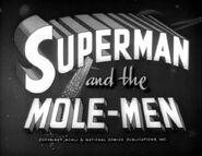 Superman and the Mole-Men 1951