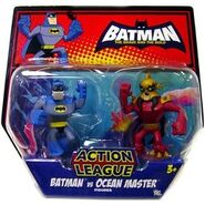 Brave and bold ocean master