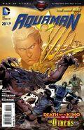 Aquaman Vol 7-20 Cover-1