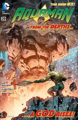 Aquaman Vol 7-29 Cover-1