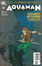 Aquaman Sword of Atlantis 52 Cover-1