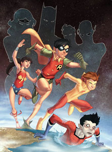 Teen Titans Year 1