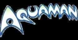 Aquaman Vol 6 logo