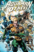 Aquaman and the Others Vol 1-1 Cover-1
