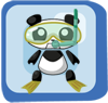 File:Fish Snorkeling Biotic Panda.png