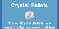 Crystal Pellets