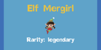 Elf Mergirl
