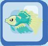 File:Fish Green & Yellow Betta.png