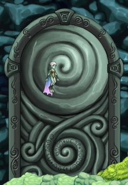 Songcave door