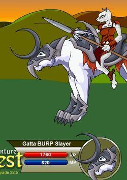 Gatta BURP Slayer