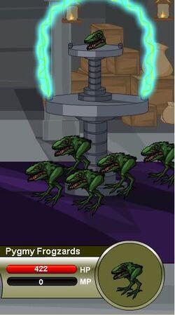 Pygmy Frogzards