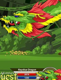 Raydisu Dragon