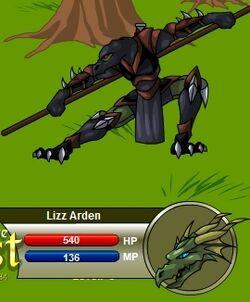 Lizz Arden