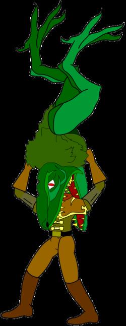 Frogzard Hunter monster