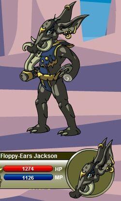 Floppy-Ears Jackson