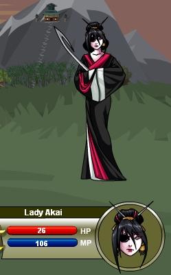 Lady Akai