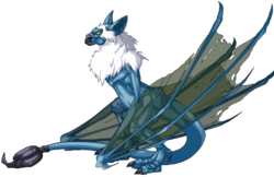 Blue Wyvern