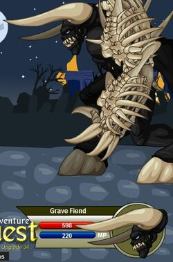 Grave Fiend
