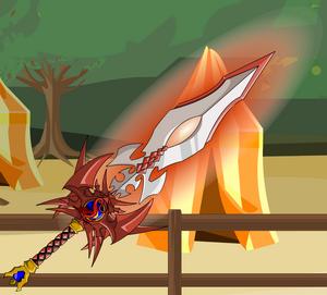 Dragon Blade Triggered