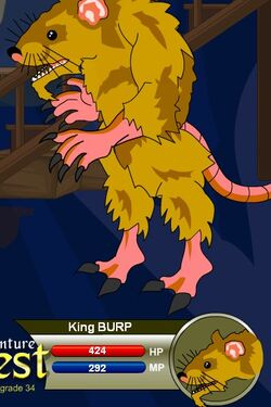 King BURP