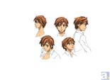 Arata Hinohara Face Design