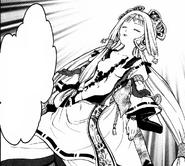 Kikuri's Body Is Aging