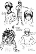 Kugura Sketch Concept