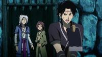 Kannagi's Deal with Akachi