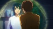 Arata Talking to Hinohara
