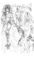 Homura Sketch Concept