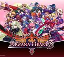 Arcana Heart (series)