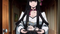 Ep3 Sumire arrives