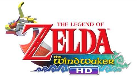 Outset Island - The Legend of Zelda The Wind Waker HD