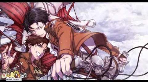 Shingeki no Kyojin - attack on titan - FAN ART - Soundtrack-0