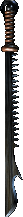 Sick sword