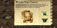 Feather Weight Chainmail