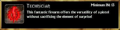 Gunsmithytechnician