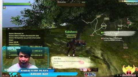 ArcheAge Gameplay 2014 E3P9 The Adventure Begins ★ Got A Boar Meat, Awesome