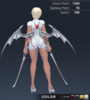 Summer Ridika 3D In-Game Model Back Colour 4