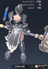 Default Valle 3D In-Game Model Back Colour 4