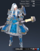 Premium Valle 3D In-Game Model Front Colour 4
