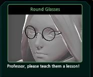Renoah Round Glasses