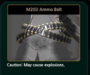 Renoah M203 Ammo Belt