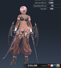 Default Ridika 3D In-Game Model Front Colour 4