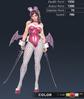 Premium Ridika 3D In-Game Model Front Colour 2