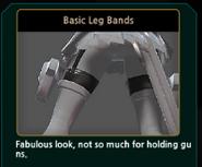 Renoah Basic Leg Bands