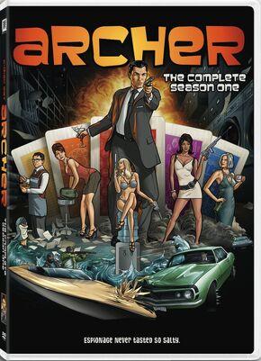 DVD Season1