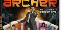Archer: The Complete Season One (DVD)